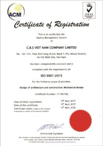 ISO 9001ce
